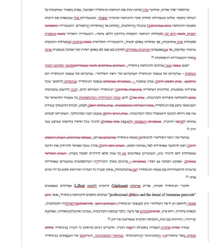 דוגמאות עריכה לשונית של עבודות אקדמיות l דפנה גלייזר l עלי דפנה - עריכה לשונית ייעודית אקדמית